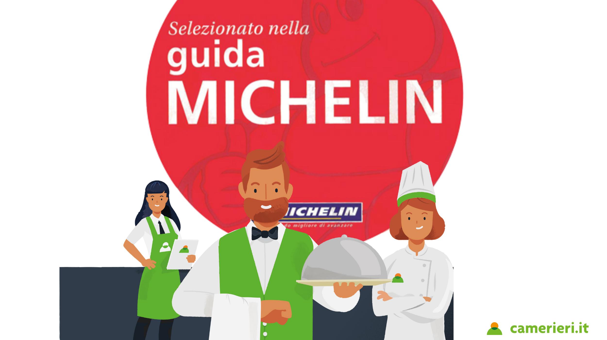 Come entrare nella guida Michelin?