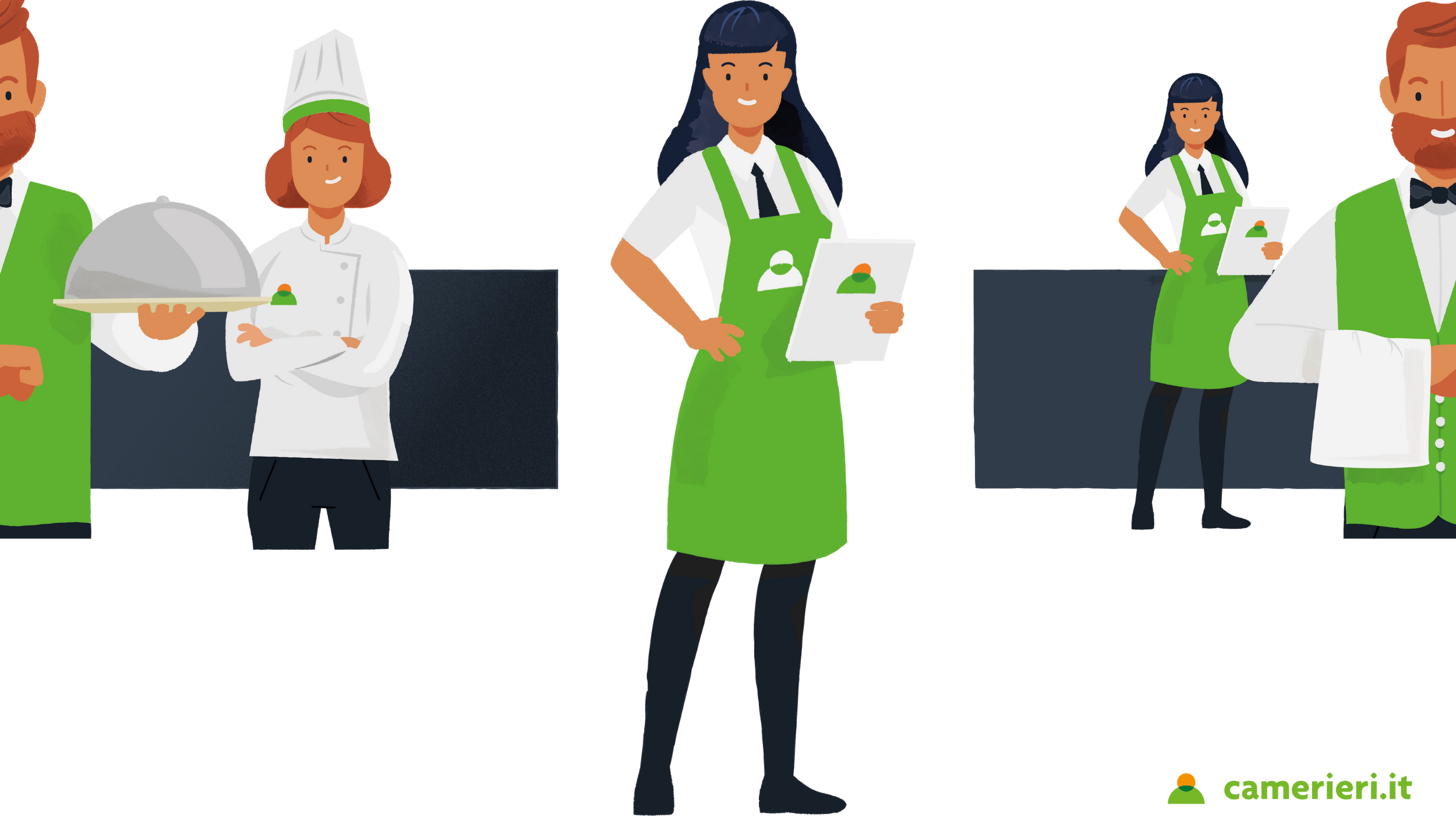 Come rendere coesa la brigata di sala e di cucina