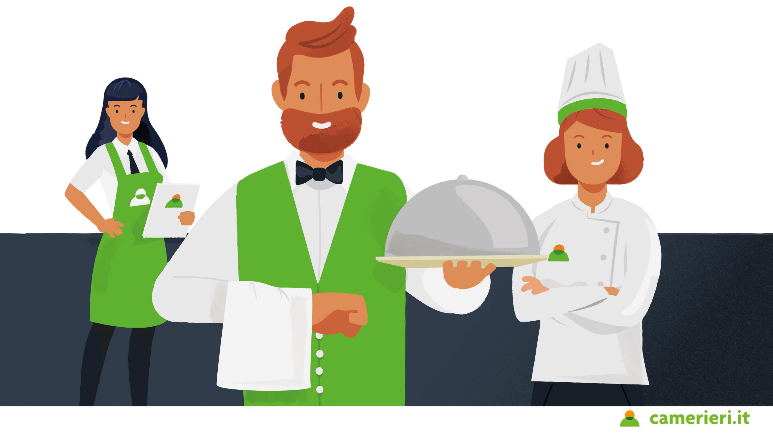 Gerarchia di sala e cucina: ruoli e mansioni della ristorazione