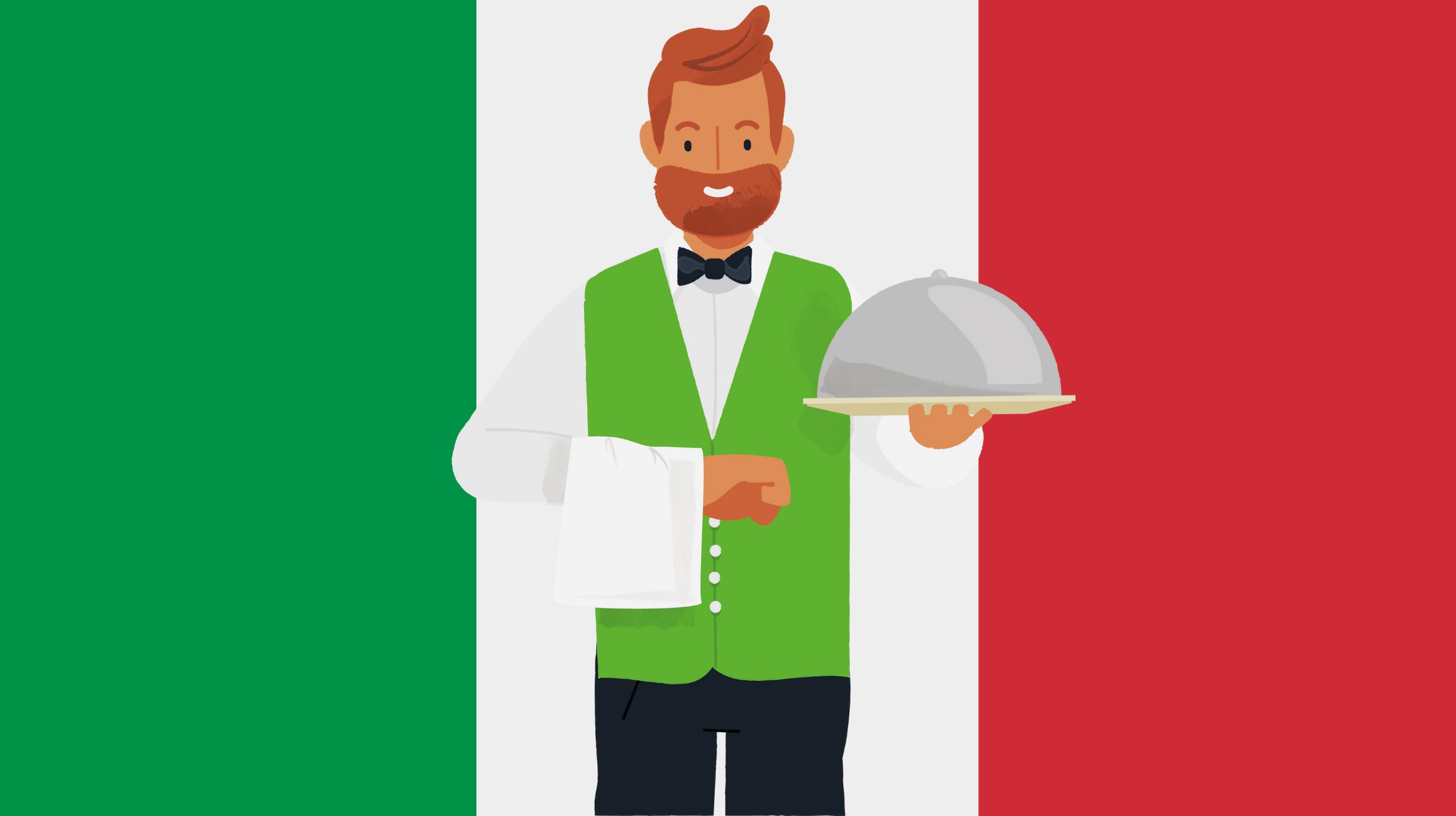 Gli stili di servizio: conosciamo il servizio all'italiana e altri più diffusi