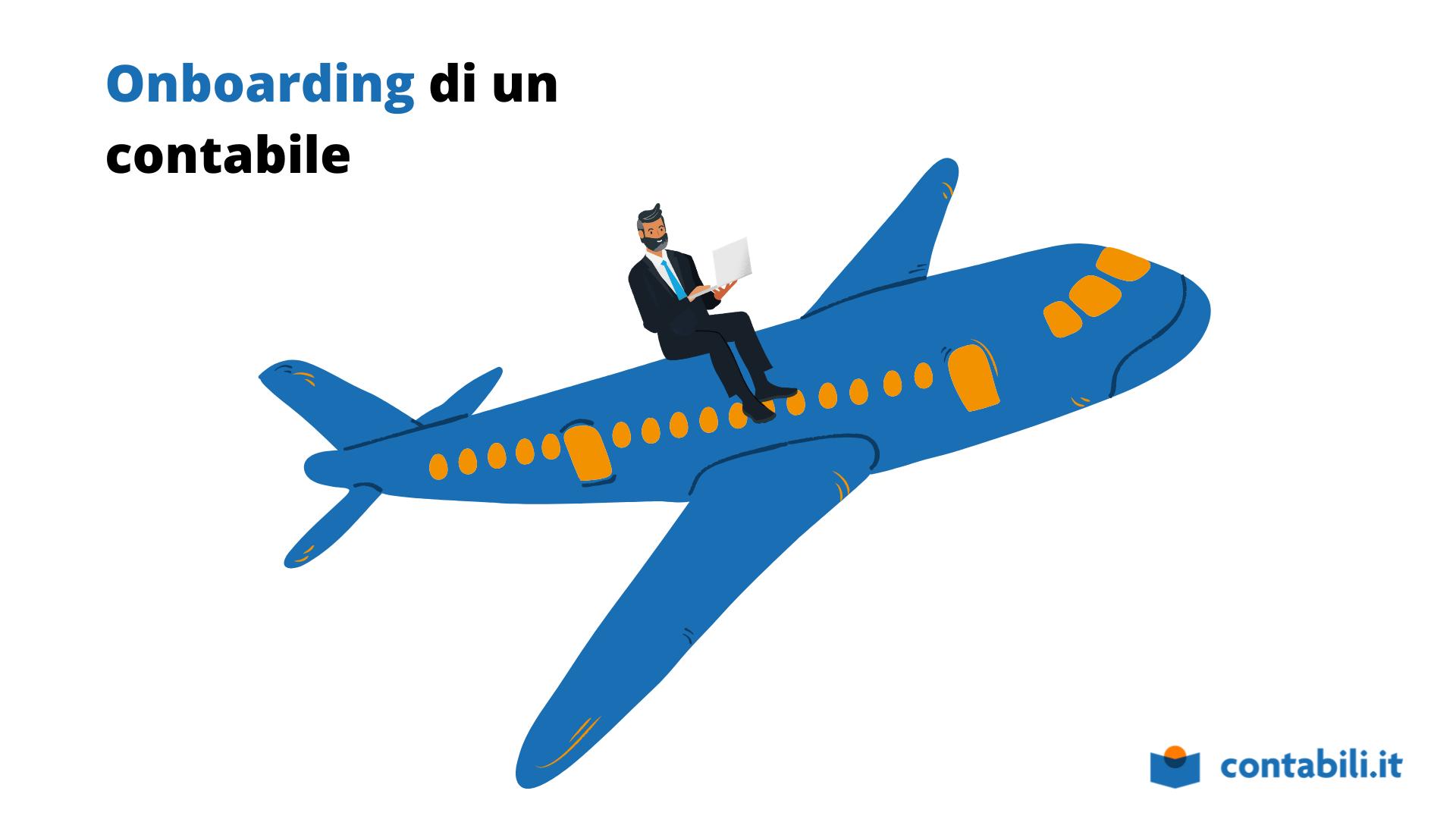 Come gestire l'onboarding di un contabile
