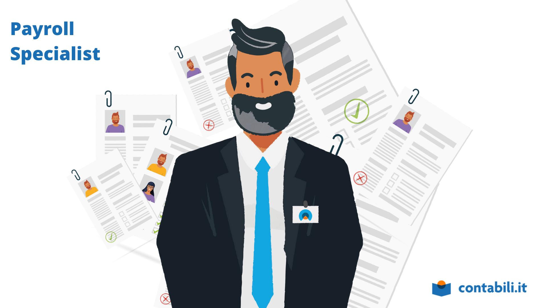 Payroll Specialist: cosa fa, competenze e quanto guadagna