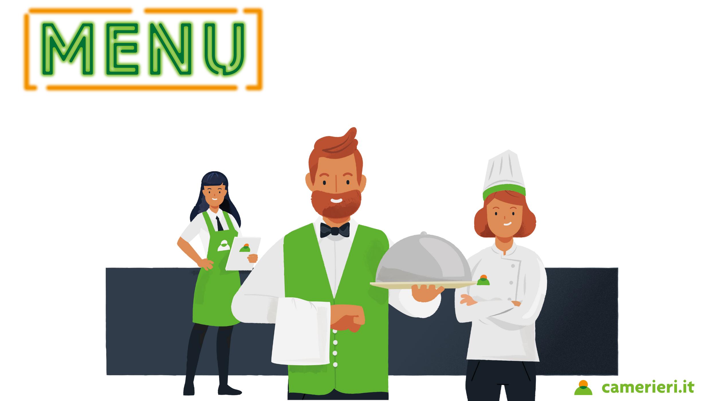 Quali sono le tipologie di ristorazione che offre il mercato?